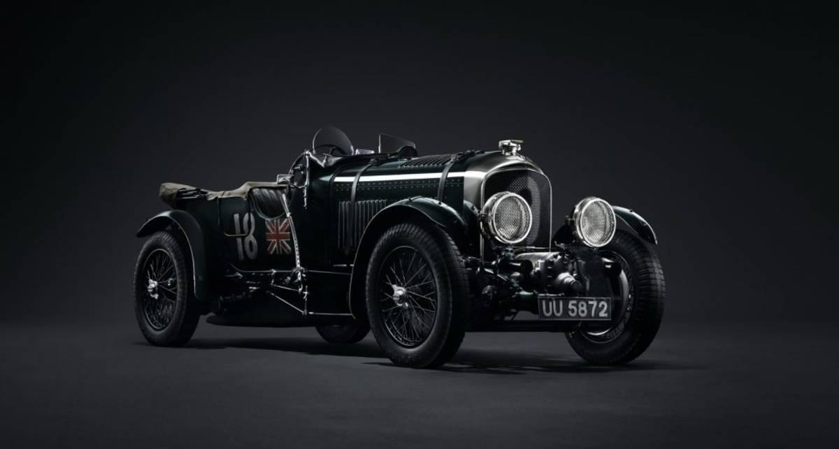 Легенда оживает: 90-летний Bentley выпустят вновь