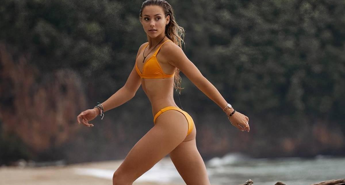 Красотка дня: 20-летняя модель и диджей из Коста-Рики Чарли Джордан