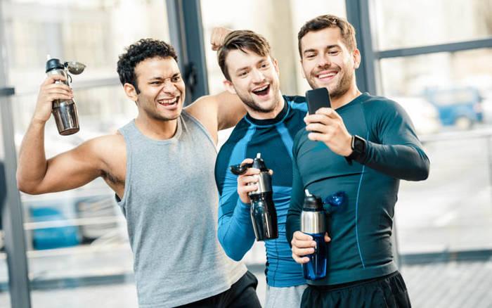 Не хватает мотивации — ходи на тренировки с товарищами и веди онлайн-дневник