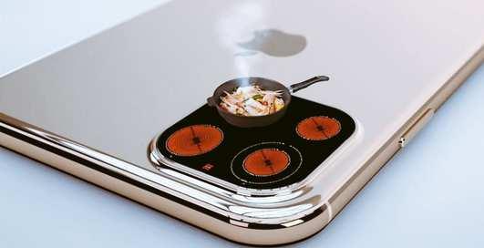Паук, подставка под пиво или кухонная плита? Презентация iPhone 11 и реакция на нее