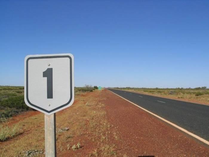 Шоссе Highway 1