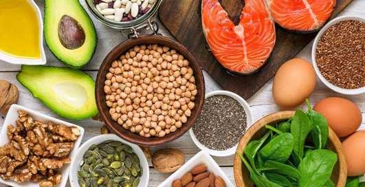 Не альфа, но омега: продукты, богатые жирными кислотами