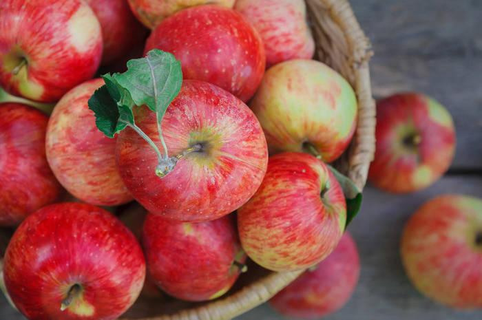 Сочное, наливное - как устоять против яблочка?