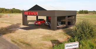 Авто-троллинг: Nissan организовал свое шоу, не поехав во Франкфурт