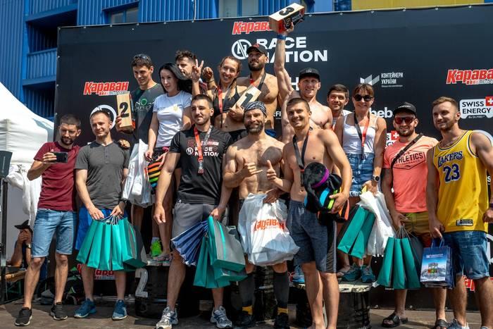 Для участия в Race Nation нужны желание и минимальная физическая подготовка
