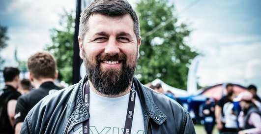 Организатор Race Nation Юрий Подлесный: «Мы помогаем людям меняться в лучшую сторону»