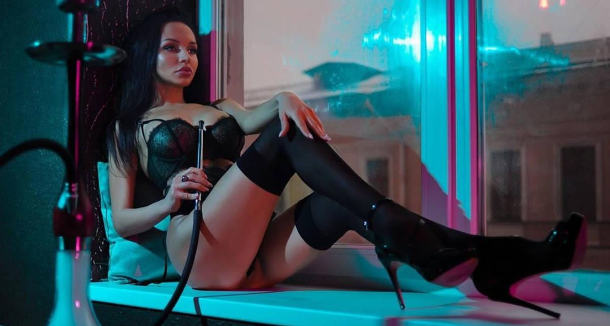 Красотка дня: модель и актриса Лиля Волкова