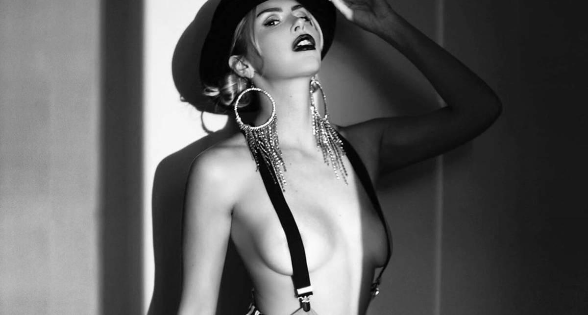 Красотка дня: сексуальная блондинка Лисса Де Лоренцо