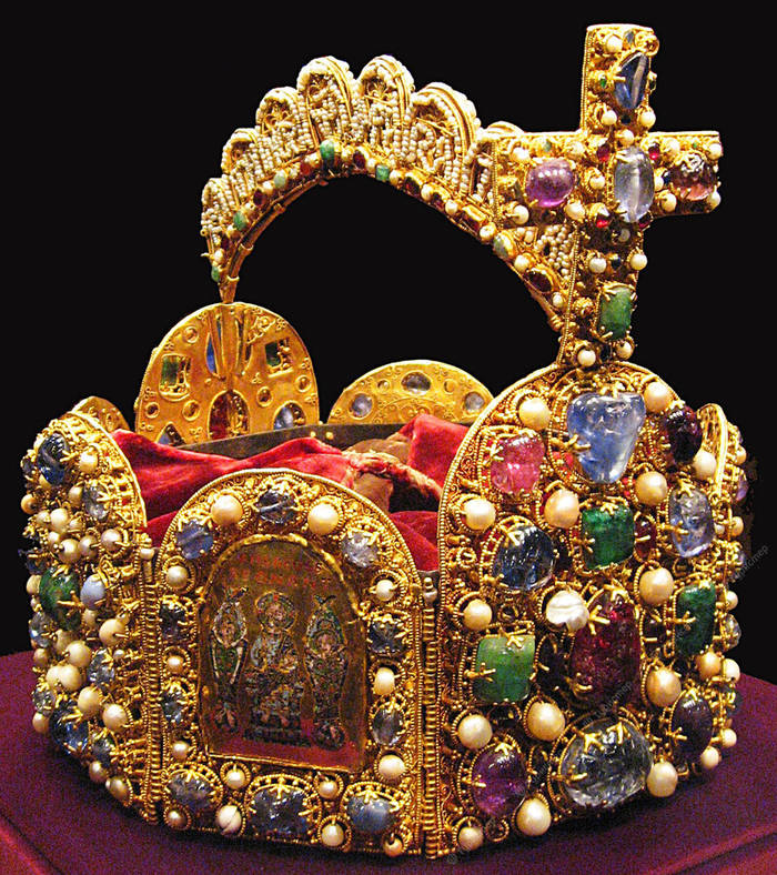 Сокровищница Габсбургов: корона