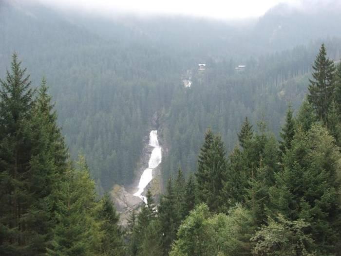 Водопад Криммлер