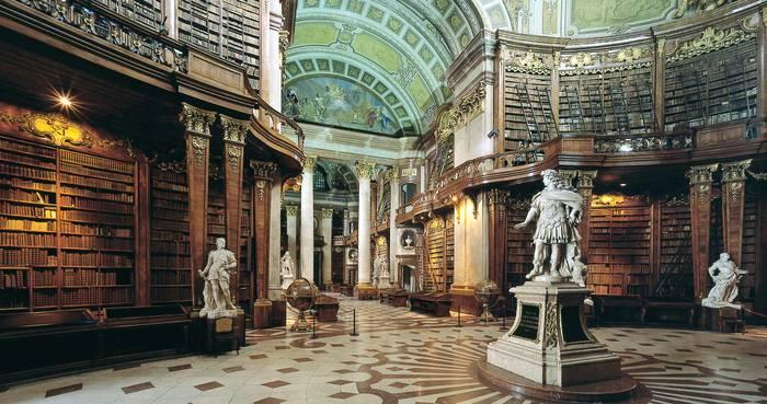 Национальная библиотека Австрии
