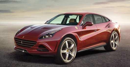 Внедорожник класса люкс: Ferrari рассекретили новый авто