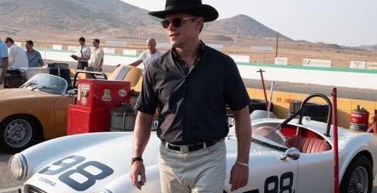 """Драйв, отношения и автомобили: второй трейлер невероятной ленты """"Форд против Феррари"""""""