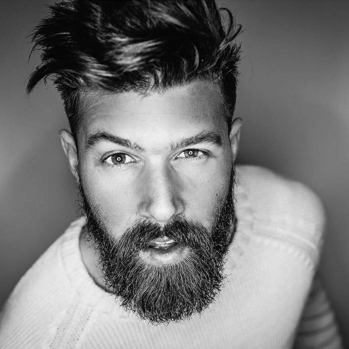 Борода — «+100» к брутальности лука