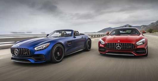 Мощность - наше все! Mercedes презентовал новый суперкар