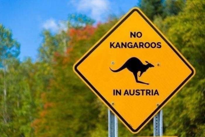Австрийцы всегда готовы указать, чем их страна отличается от Австралии