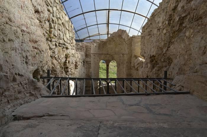 Амфитеатр в Дурресе