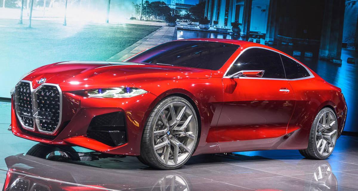 ТОП-5 самых примечательных автомобилей и концептов Франкфуртского автосалона-2019