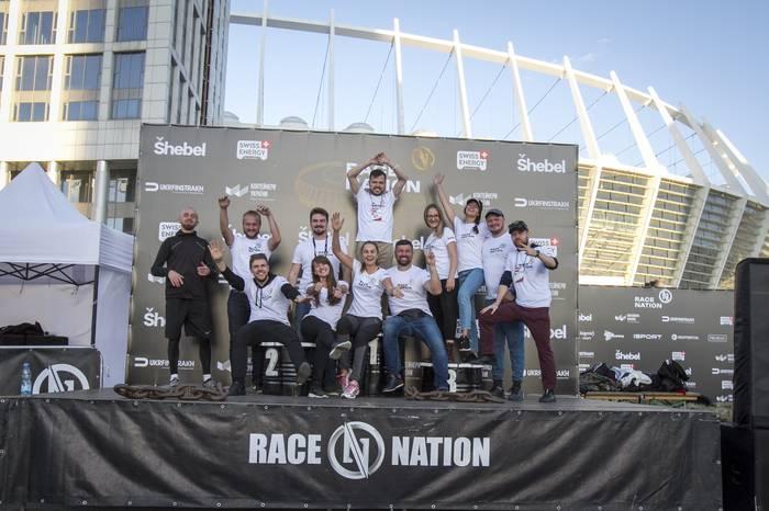 Race Nation — гонка, на которой всегда весело. Ивент, где все всем помогают и поддерживают друг друга