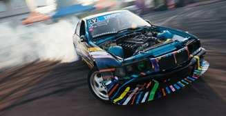 Дрифт, тюнинг, топовые авто: Киев примет первое PUMA Motorsport Show