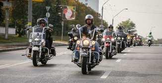 Harley-Davidson Kyiv и клуб HOG Kyiv Chapter Ukraine приглашают на закрытие сезона в формате Poker Run
