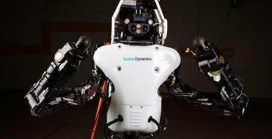 Робот-трюкач: Boston Dynamics показали андроида-акробата