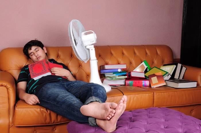Ничто так не стимулирует сон, как чтение книги