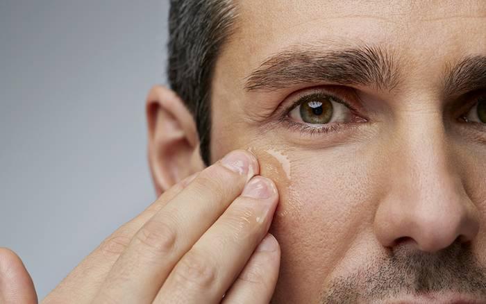 Крем для лица — must have. Особенно в холодную пору и для мужчин в возрасте