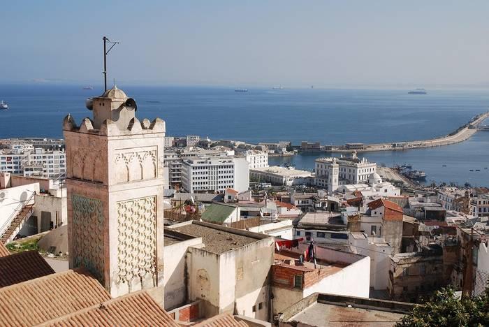 Старая Касба Алжира