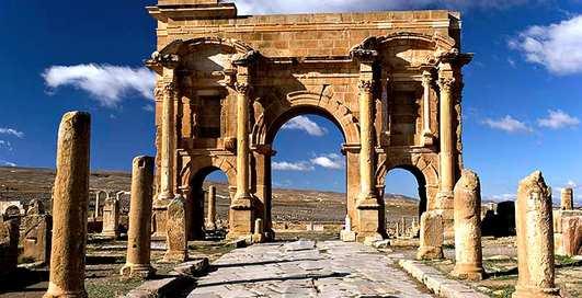 Топ-10 достопримечательностей Алжира [Неделя Алжира на MPort]