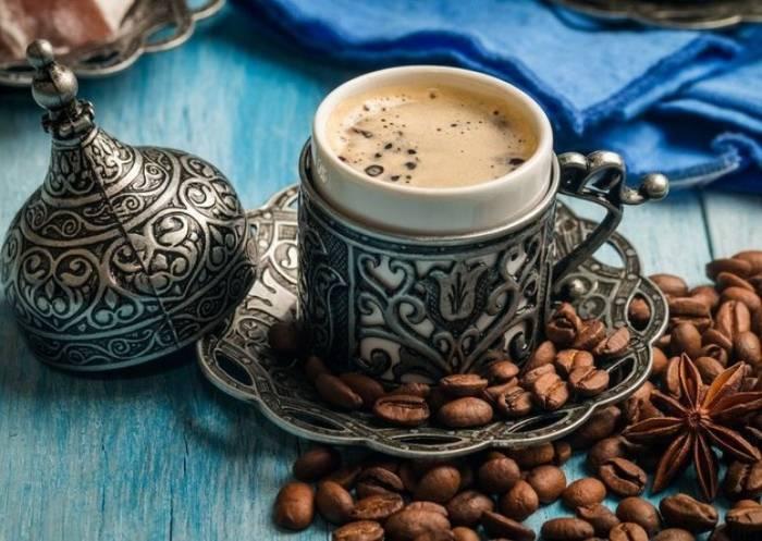 Крепкий алжирский кофе