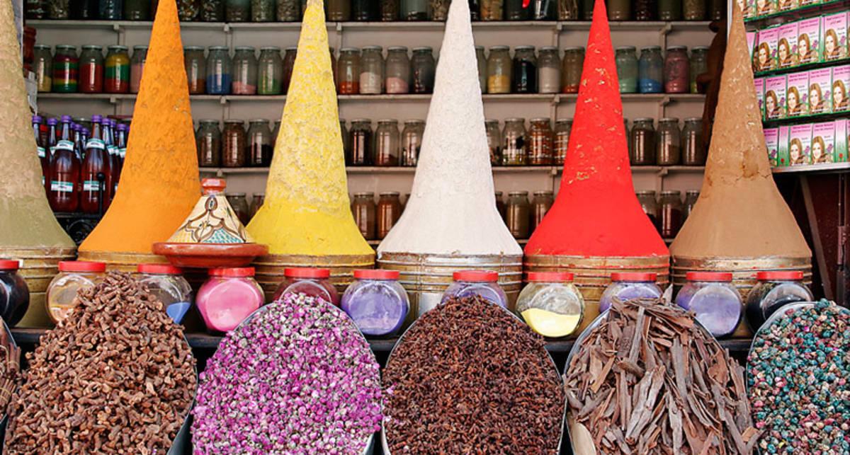 Алжирская кухня: особенности и традиции [Неделя Алжира на MPort]