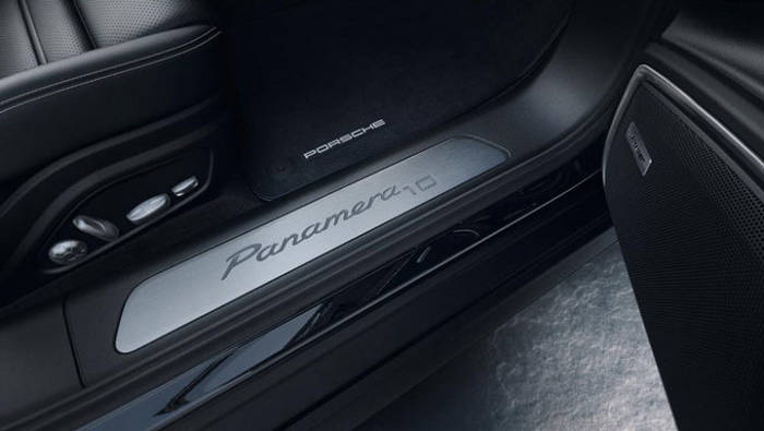 Panamera 10 Years Edition
