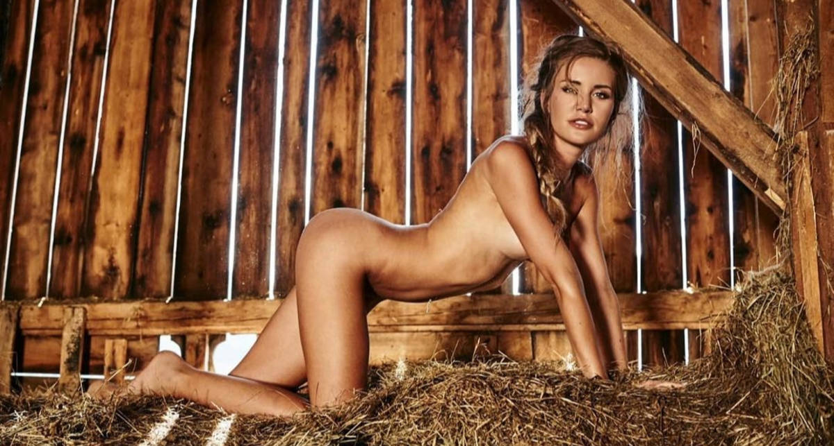 Красотка дня: модель Playboy с ником Julia Prokopy