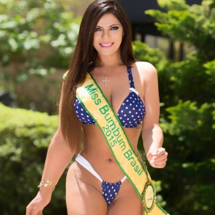 Miss BumBum 2015 Сьюзи Кортес