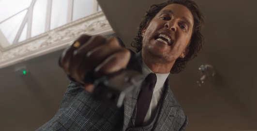 """""""Джентльмены"""": Макконахи, мафия, деньги в трейлере новой ленты Гая Ричи"""