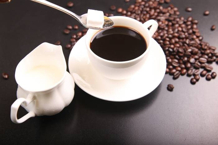 Кофе с сахаром - хорошая альтернатива