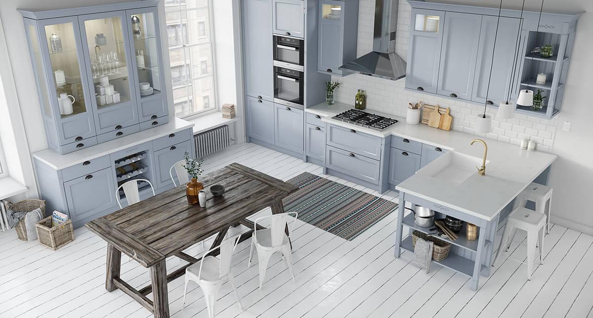 Продуманы до мелочей — кухни Merx