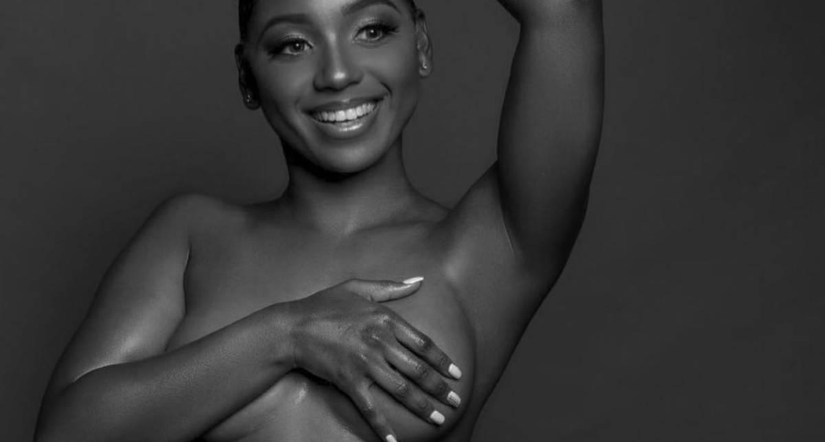 Красотка дня: сексуальный YouTube-блогер и модель с «попкой» Шамейн Уильямс