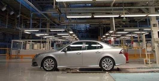 Последний швед: Saab продает с аукциона единственный оставшийся седан 2014 года