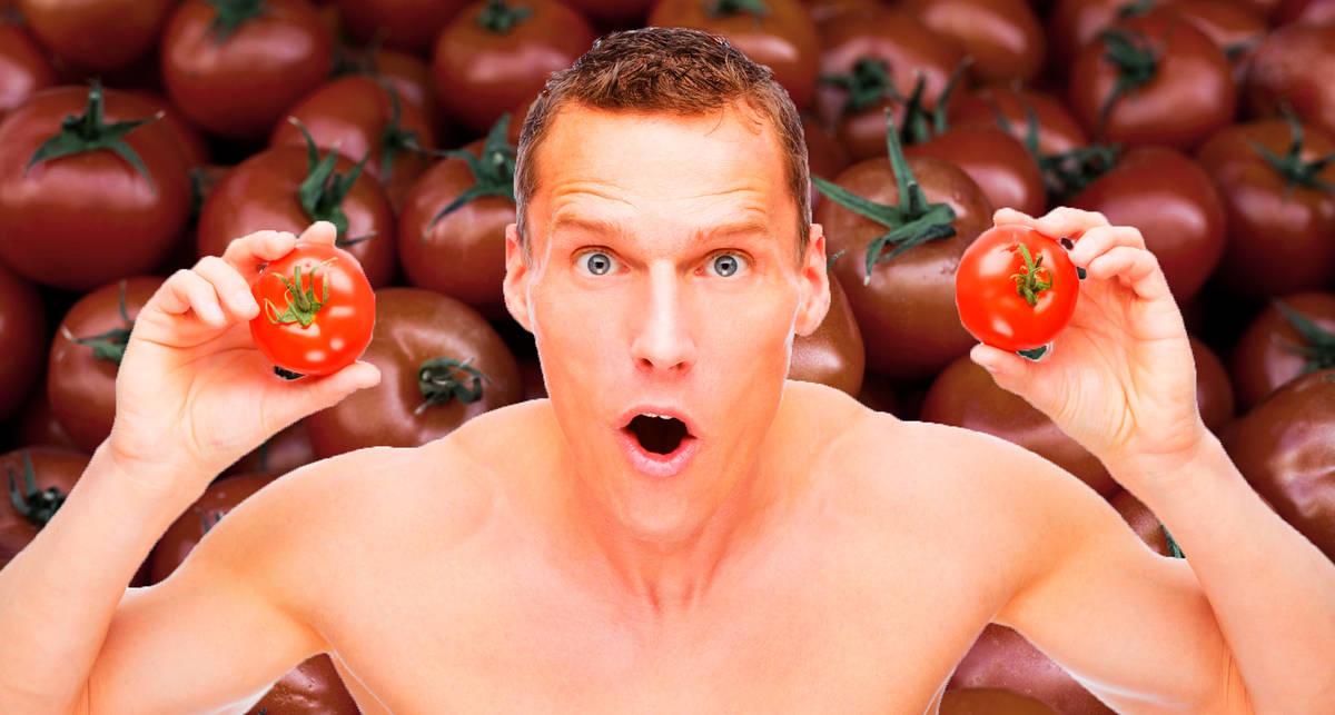 Синьор Помидор: томаты оказались полезными для мужского здоровья