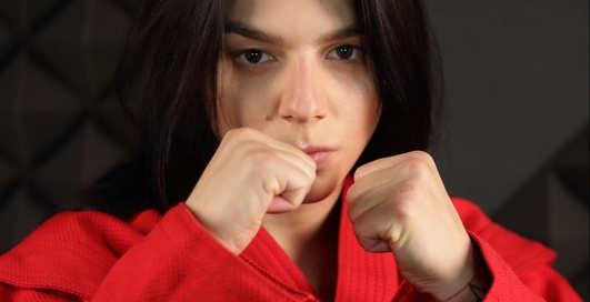 «Я всегда смело принимаю удары, которые преподносит жизнь»: секрет успеха украинской чемпионки по дзюдо