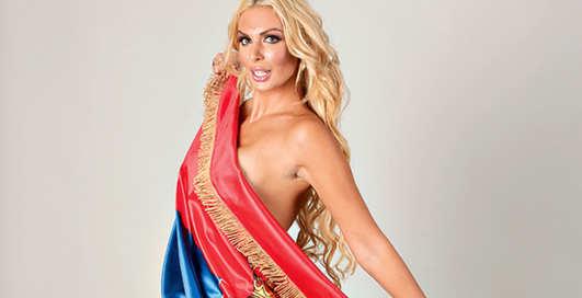 ТОП-15 горячих фото модели Playboy Авы Карабатич, идущей в президенты Хорватии