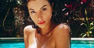 Красотка дня: итальянка Валентина Фрадеграда, которая любого уложит на лопатки