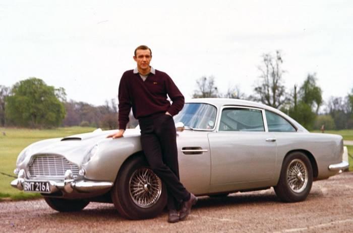 "Aston Martin DB5, ""Голдфингер"""