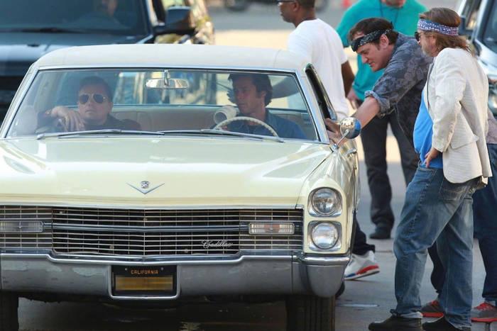 """Cadillac DeVille 1966 , """"Однажды в Голливуде"""" и """"Бешеные псы"""""""
