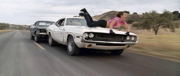 """Dodge Challenger, """"Доказательство смерти"""""""