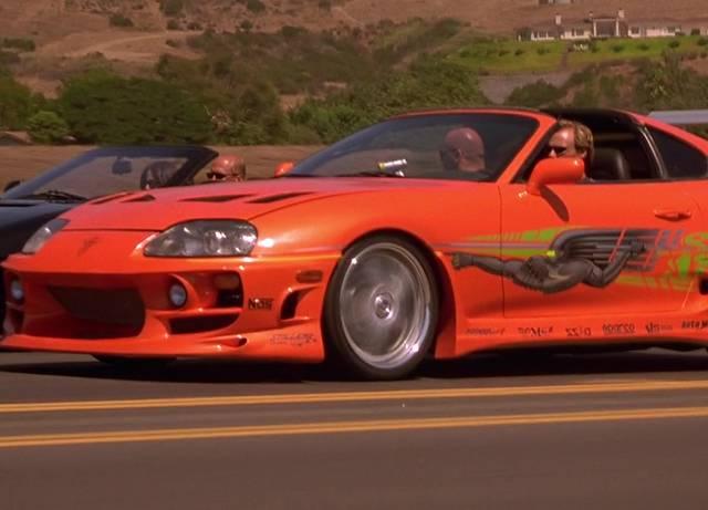 ТОП-15 самых известных автомобилей из фильмов