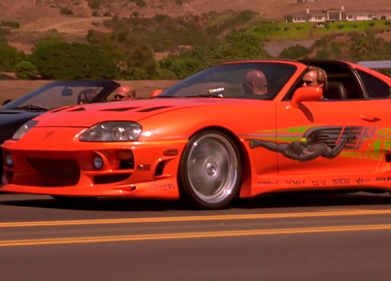 15 самых известных автомобилей из фильмов
