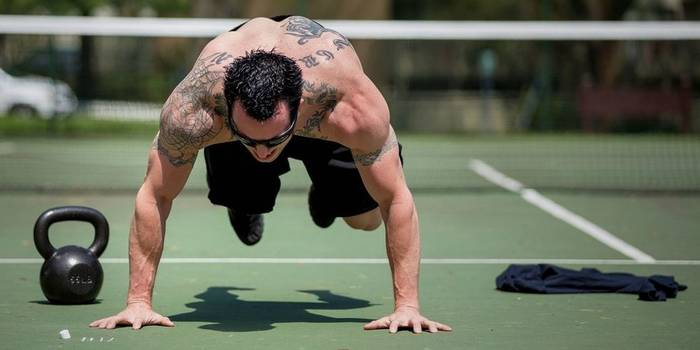 Бурпи - упражнение для всех мышц